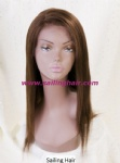 Indian Hair 16inch #4 Silky Straight