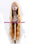 European Virgin Hair Full Lace Wig 36 inch