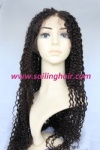 Brazilian Virgin Hair 26 inch Water Wave Color 1