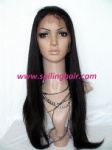 Indian Virgin Hair 26 inch Straight Hair Color 1B